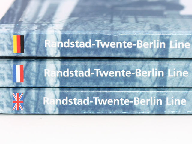 Studie Randstad-Twente-Berlin Line