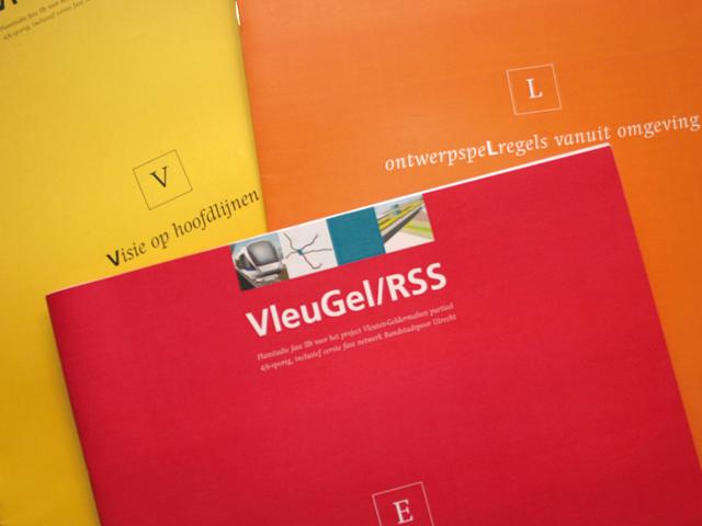 Studie VleuGel-RandStadSpoor