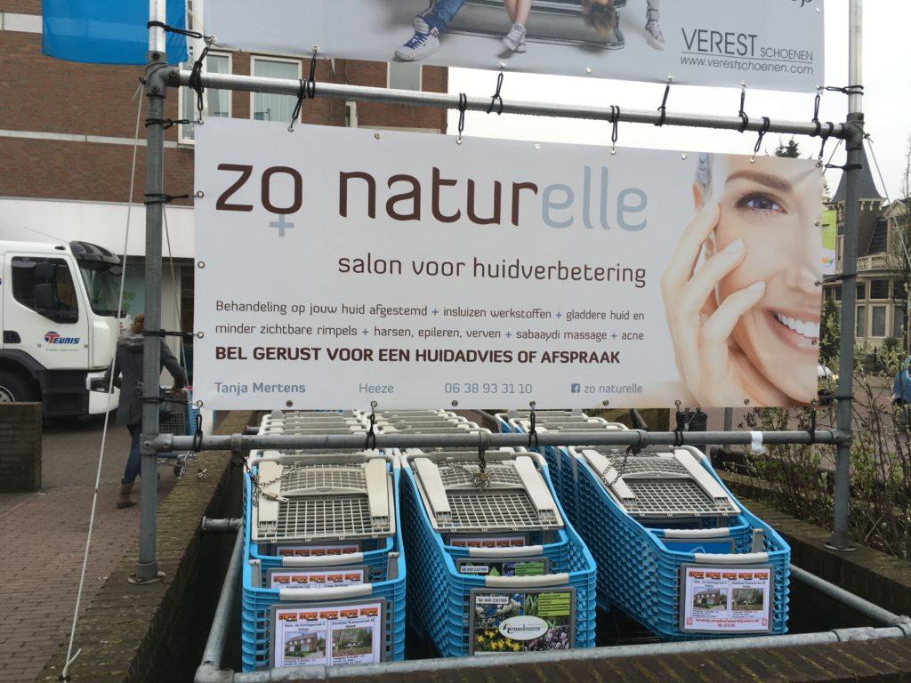 Banner Zo naturelle
